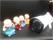 Camera CVI Camera AHD WTC-T204H độ phân giải 2.0 MP