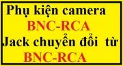 Phụ kiện camera Phụ kiện camera BNC-RCA